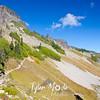 3254  G Pinnacle Peak and Trail East