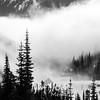 62  G Fog Over Lake Louise