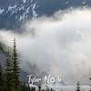 53  G Fog Over Lake Louise