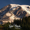 1592  G Rainier Fall Sunrise Close