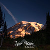 1572  G Rainier Fall Sunrise