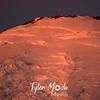 1343  G Rainier Summit Sunrise