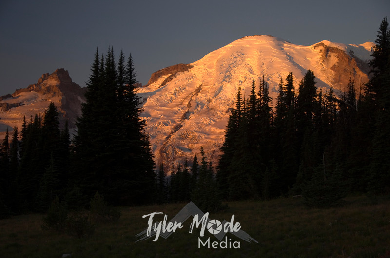 1357  G Rainier Sunrise