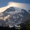 1  G Rainier and Clouds