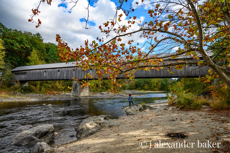 Dummerston Covered Bridge 1, VT