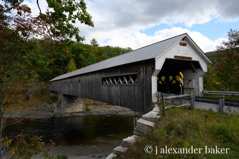 Dummerston Covered Bridge, Vermont