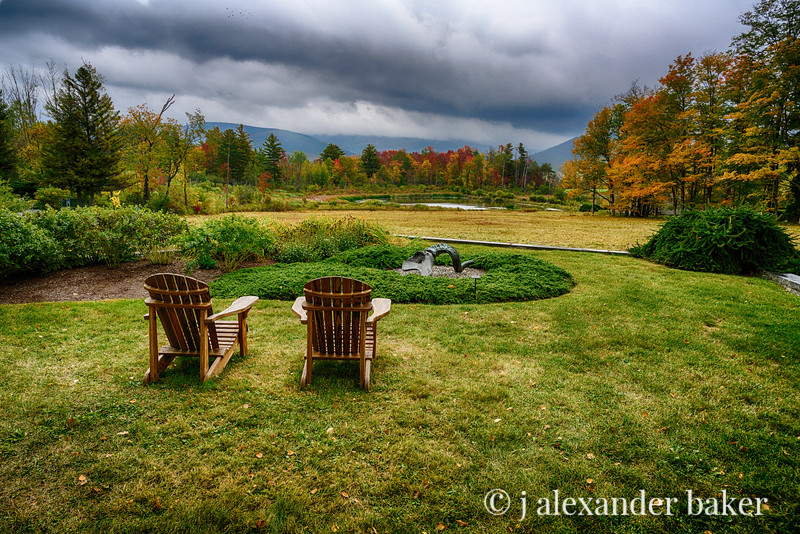 Pond View, Field Farm, Williamstown, MA