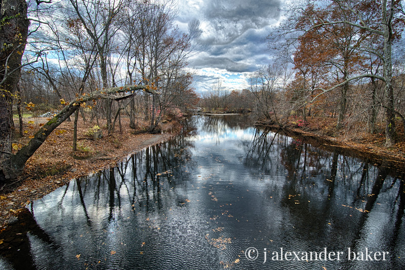 Ramapo River, Mahwah, NJ