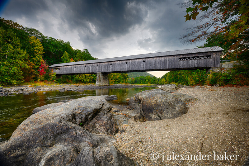 Dummerston Covered Bridge 2, VT