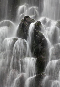 Human Forms in the Falls?