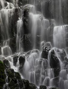 Ramona Falls (Lower left)
