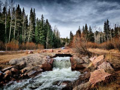 Rampart Range Reservoir Trail, Colorado