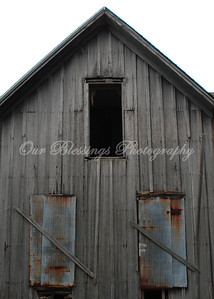 This old house is located near DeGraff,OH