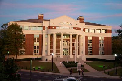 random campus photos