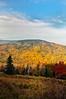 Bemis Mountain fall scenic