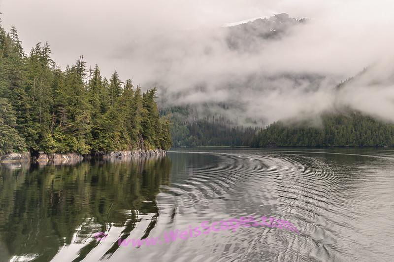 Misty Fjords National Monument, AK.