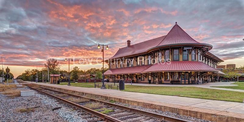 Hamlet Railroad Depot and Museum