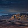 Sunrise over Las Vegas Valley.