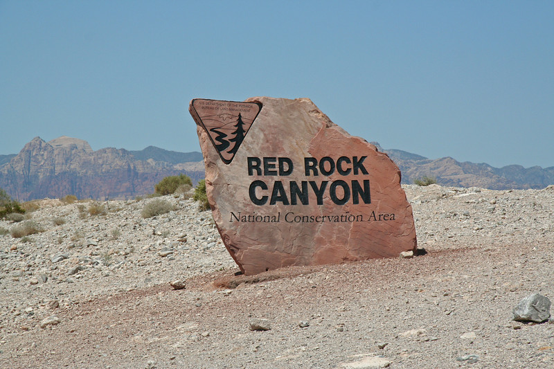 Red Rock Canyon, Nevada<br /> National Conservation Area
