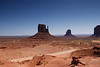 Monument Valley made famous by John Ford&John Wayne