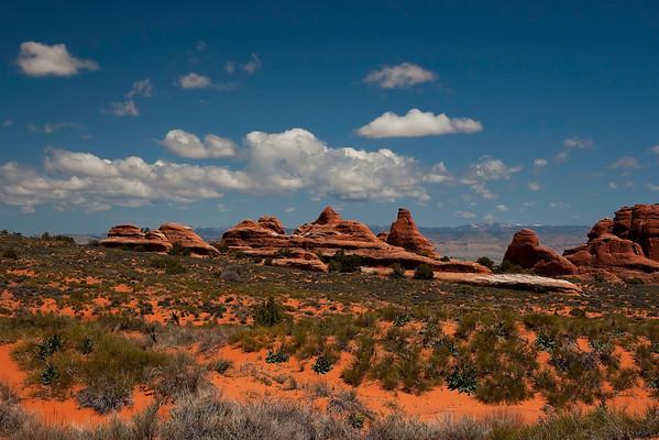 Red Rock Deserts