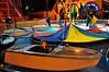 Belmont Park Amusement Park, Mission beach, CA.