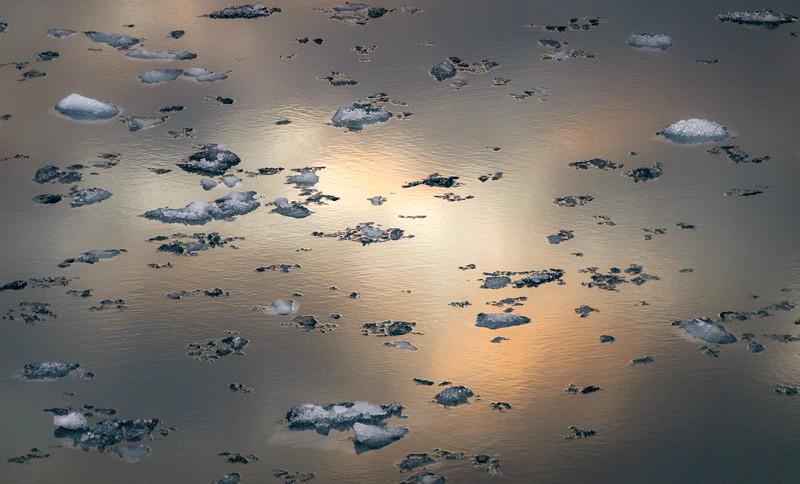 Bergy Bits - Alaska