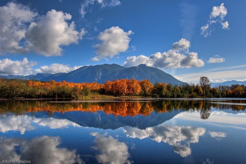 Borst Lake, WA