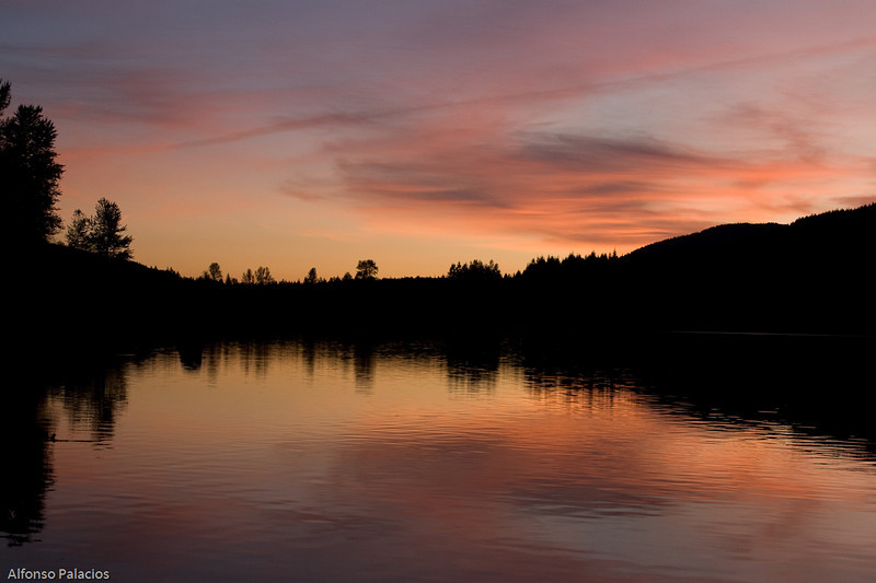 Rattlesnake Lake, WA