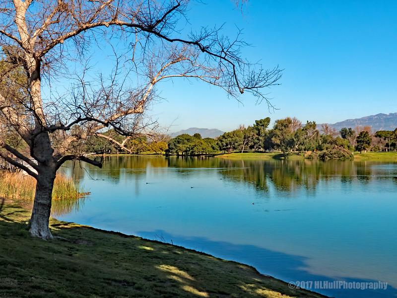 Legg Lake...