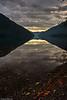 Crescent Lake, Olympic Peninsula, WA