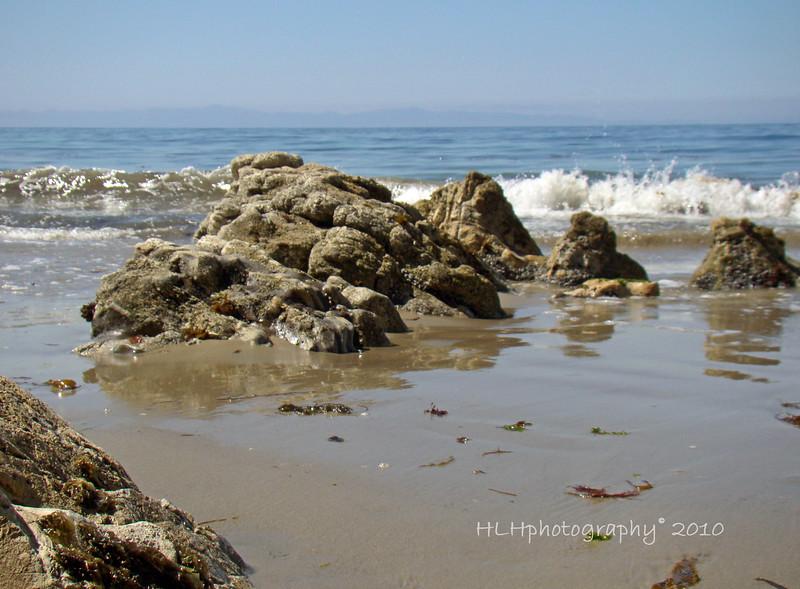 Arroyo Burro (Henry's) Beach, Santa Barbara, CA
