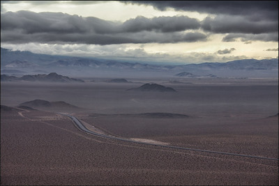 The Vast Desert.
