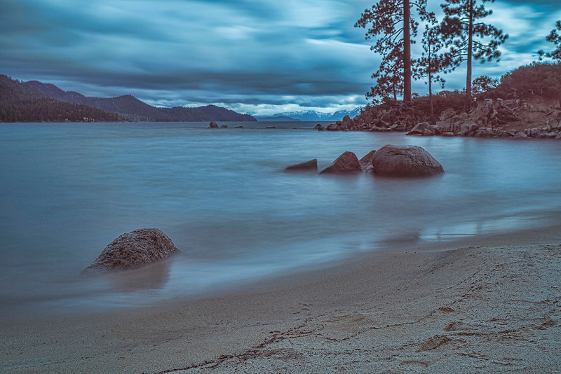Sand Harbor Beach, North Lake Tahoe