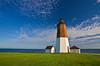 Rhode Island, Point Judith, Lighthouse, Sunset Landscape , 罗德岛, 灯塔 风景