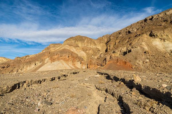 Rhyolite, Death Valley and Las Vegas