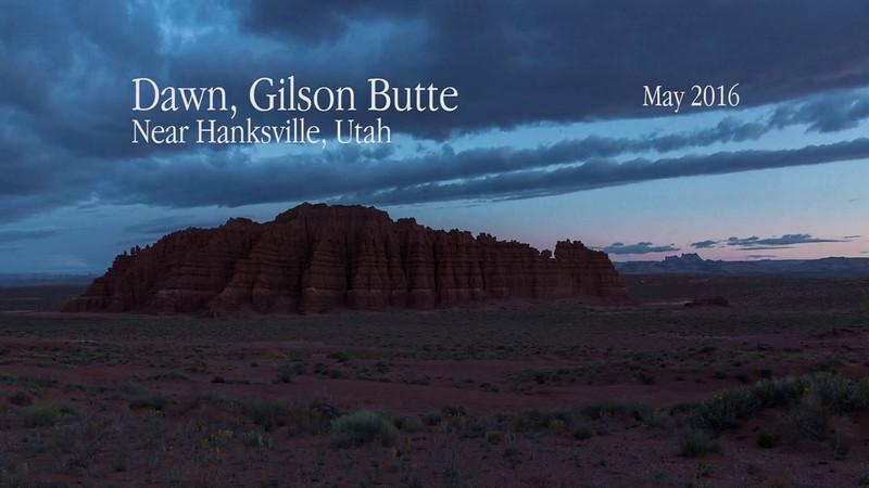 Dawn Gilson Butte