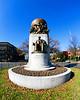Maury Monument 4x5 Velvia 1