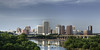 Daytime photo of the city of Richmond, Virginia