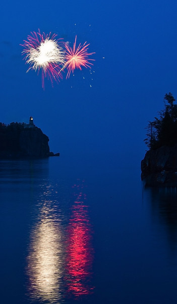 Happy Birthday Split Rock - 100 years old