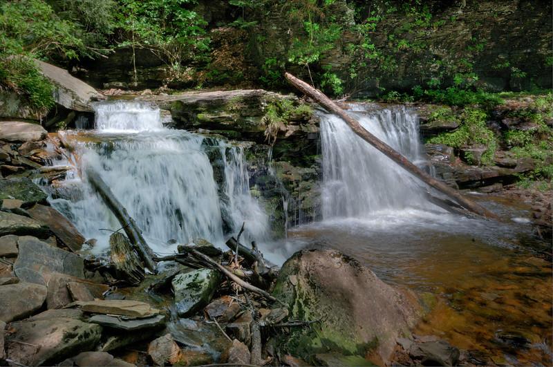 Cayuga Falls (HDR)
