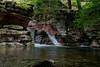 Adams Falls 3 (HDR)