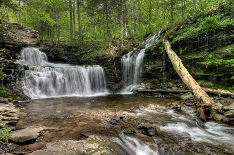 R.B. Ricketts Falls (30 ft)