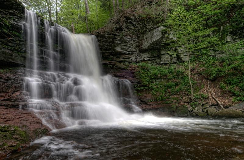Sheldon Reynolds Falls (36 ft)