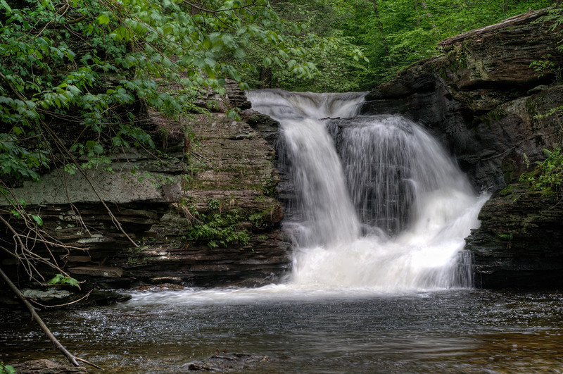 Murray Reynolds Falls (16 ft)