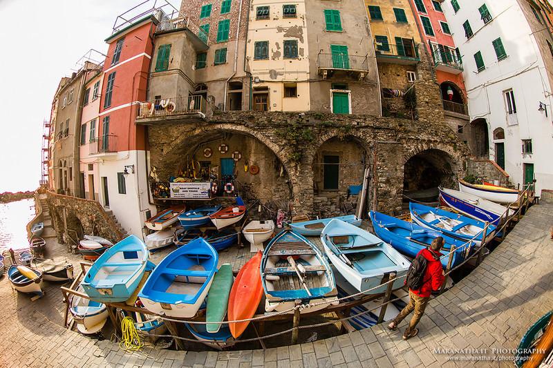 01/12/2013 – 15:35 Riomaggiore, Cinque Terre, Riviera Ligure del Levante, La Spezia Italy