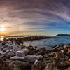 01/12/2013 – 15:45 Tramonto a Riomaggiore, Cinque Terre, Riviera Ligure di Levante, La Spezia Italy