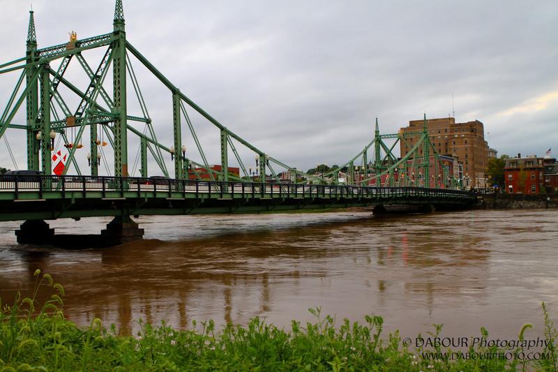 Free bridge in Phillipsburg