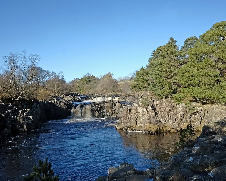 River Tees, Low Force