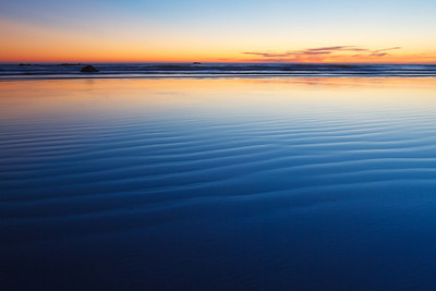 Twilight Ripples